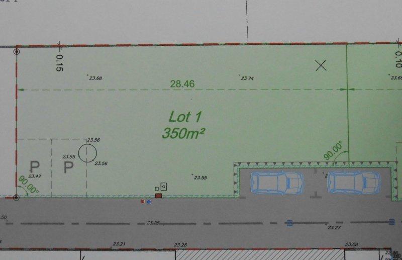 Vente terrain de 350 m2 85180 chateau d olonne 587 for 100 m2 de terrain